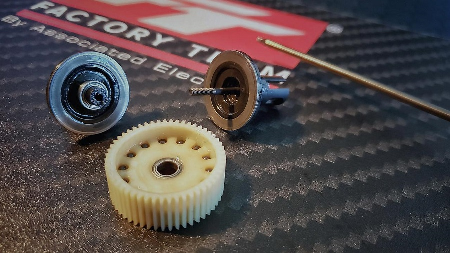 Factory Team Precision Ground Diff Drive Rings