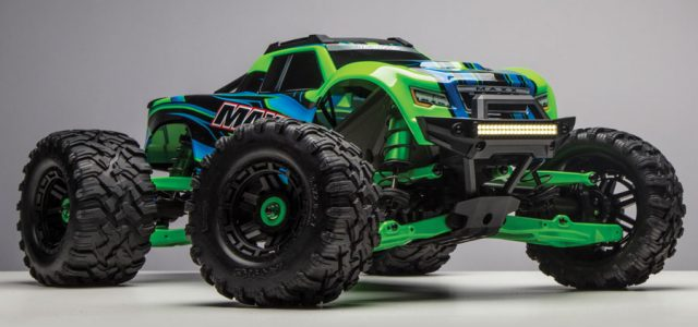 Maximum Domination – Traxxas Maxx Upgrade Parts Guide