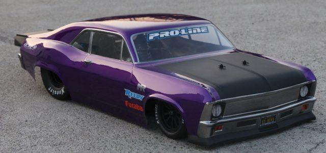 Purple Reign – Leigh Guarnieri's Team Associated Reflex DB10 Drag Nova
