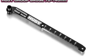 HUDY 70-140mm Droop Gauge