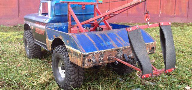 Speedway Wrecker