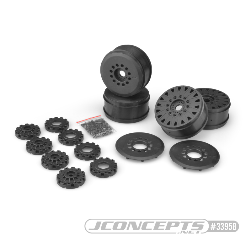 JConcepts Cheetah 83mm Speed-Run Wheels
