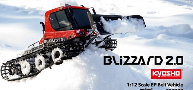 Kyosho Blizzard 2.0 [VIDEO]