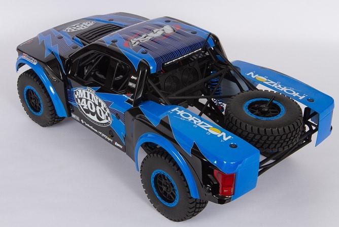 Losi 2020 Mint 400 Losi Ford Raptor Baja Rey 1/10 Truck