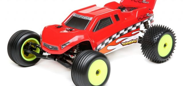 Losi Mini-T 2.0 RTR 40th Anniversary Limited Edition 2WD Stadium Truck [VIDEO]
