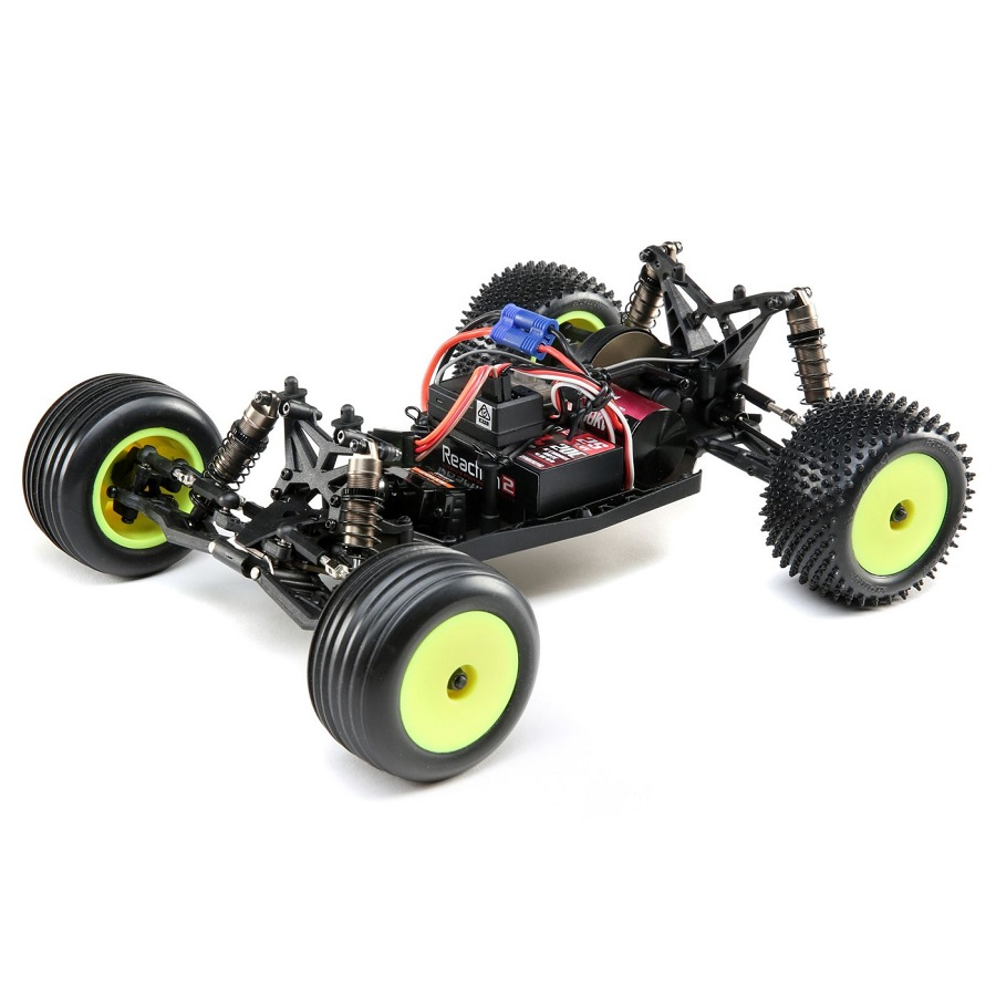Losi Mini-T 2.0 RTR 40th Anniversary Limited Edition 2WD Stadium Truck