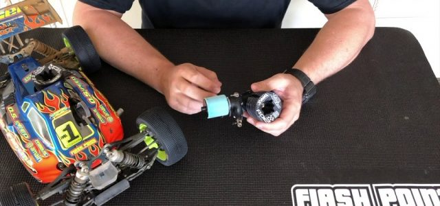 Mugen's Adam Drake Explains How To Know When Your Nitro Engine Is Worn Out [VIDEO]