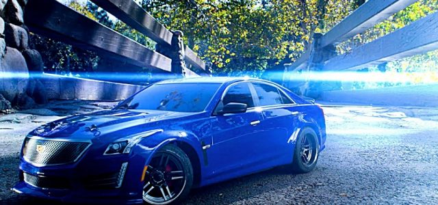 Park Run With The Traxxas Cadillac CTS-V 4-Tec [VIDEO]