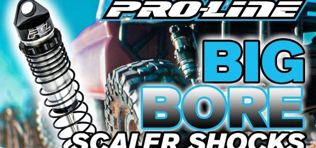 Pro-Line Big Bore Scaler Shocks [VIDEO]