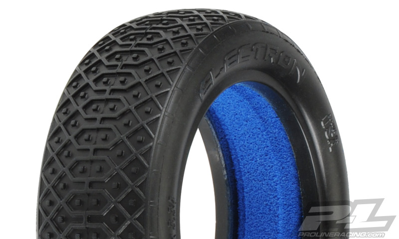 """Pro-Line Electron 2.2"""" 2WD & 4WD Off-Road Buggy Front Tires"""