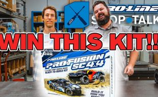 Pro-Line SHOP TALK Ep. 15 – Monster Short Course Truck Contest/Giveaway [VIDEO]