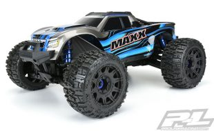 Pro-Line Trencher LP 3.8″ All Terrain Tires Mounted
