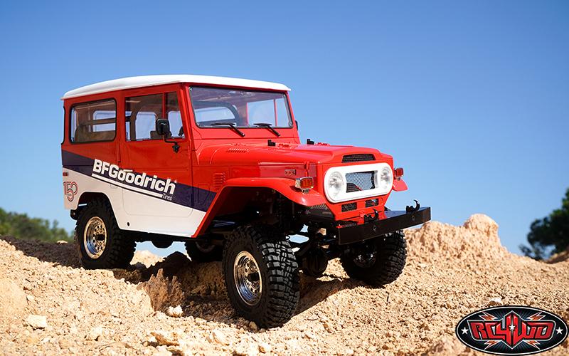 RC4WD BFGoodrich 150th Anniversary Edition Gelande II RTR