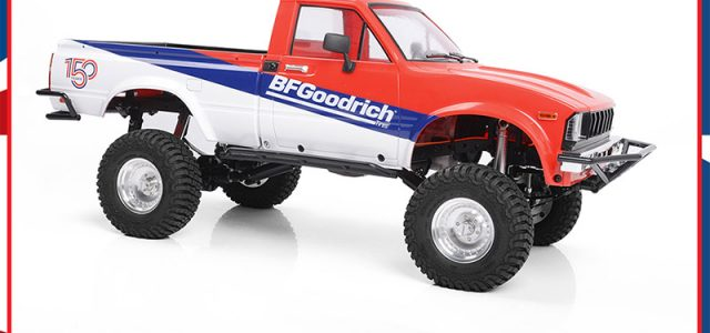 RC4WD BFGoodrich 150th Anniversary Edition Trail Finder 2 RTR [VIDEO]