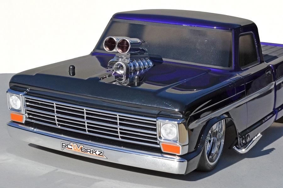 RPM Shotgun Style Mock Intake & Blower
