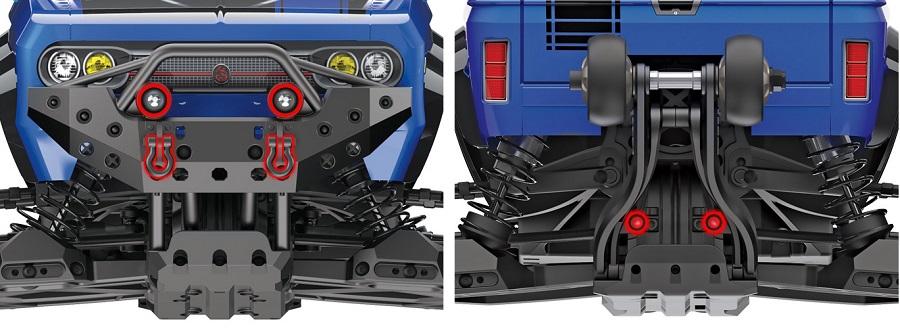 Redcat Kaiju RTR 1/8 4WD Monster Truck