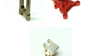 STRC Aluminum Option Parts For The ARRMA Limitless/Infraction