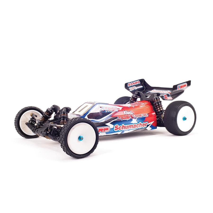 Schumacher Cougar Laydown 'Stock Spec' 2WD Buggy