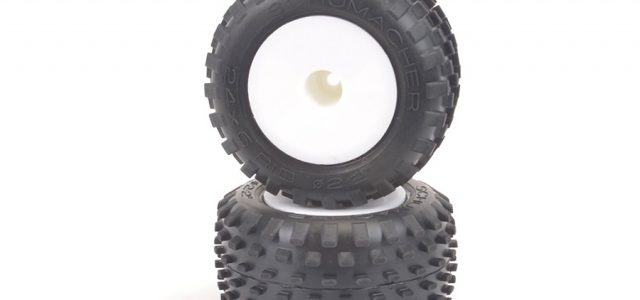 Schumacher Stadium Truck Wheel & Tires