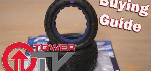 Tower TV Buying Guide: Pro-line MC/Clay Compound Tires [VIDEO]