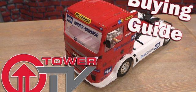 Tower TV Buying Guide: Tamiya Semi Truck Kit [VIDEO]