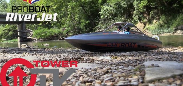 Tower Tv: Pro Boat River Jet [VIDEO]