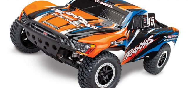 Traxxas 2WD Slash Now Available In Orange Or Pink Body Color Options