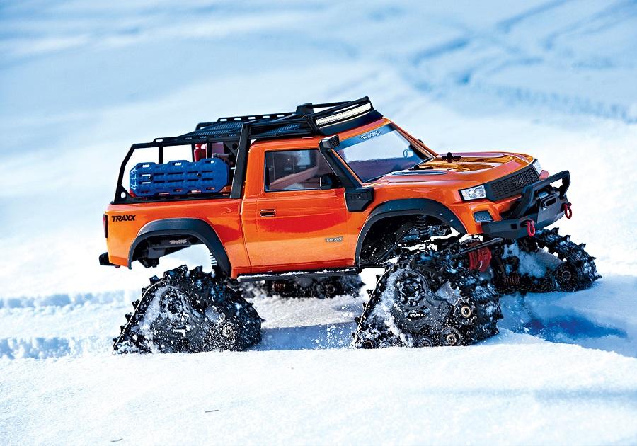 Traxxas TRX-4 Traxx Deep-Terrain Treads