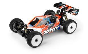 XRAY 2020 XB8 1/8 Nitro Off-Road Buggy Kit