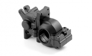 XRAY Composite Front & Rear Motor Gear Box LCG Graphite Set