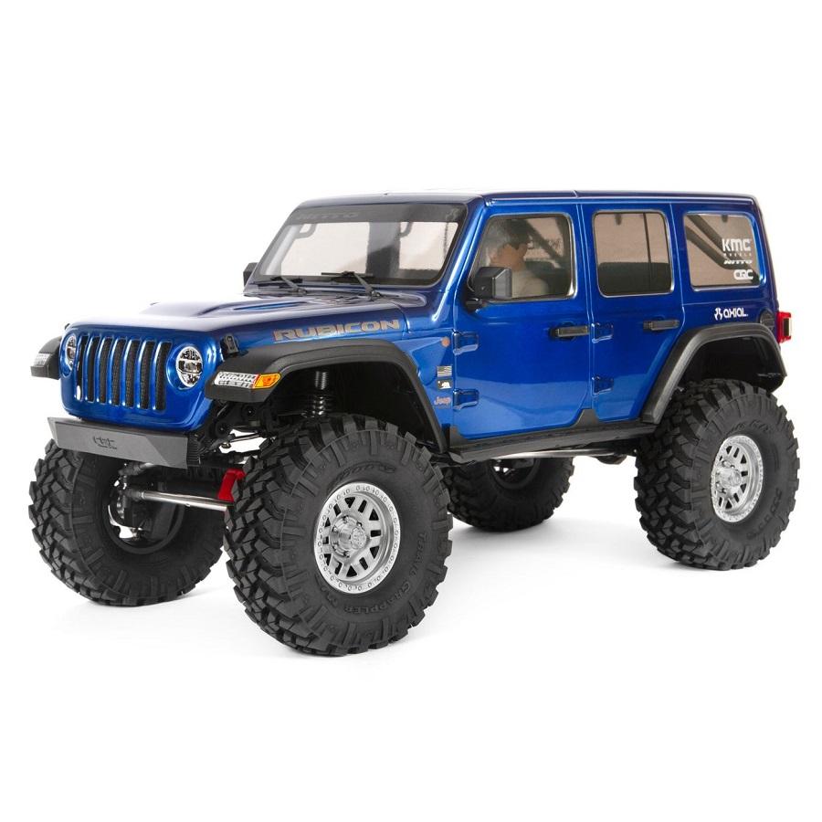 Axial SCX10 III Jeep Wrangler Rubicon JLU 1/10 4WD Kit