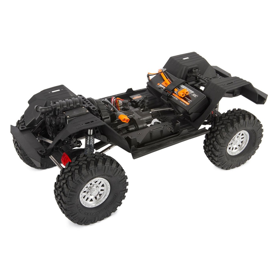 Axial SCX10 III Jeep Wrangler Rubicon JLU 1/10 4WD Kit [VIDEO ...