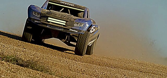 Desert Dreams With The Traxxas Unlimited Desert Racer [VIDEO]