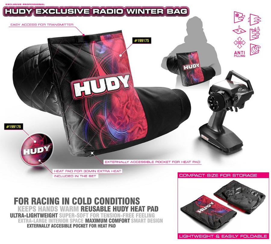 HUDY Radio Winter Bag