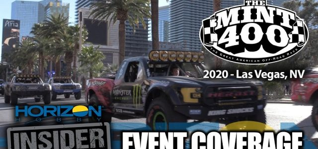 Horizon Insider Event Coverage: The Mint 400 [VIDEO]