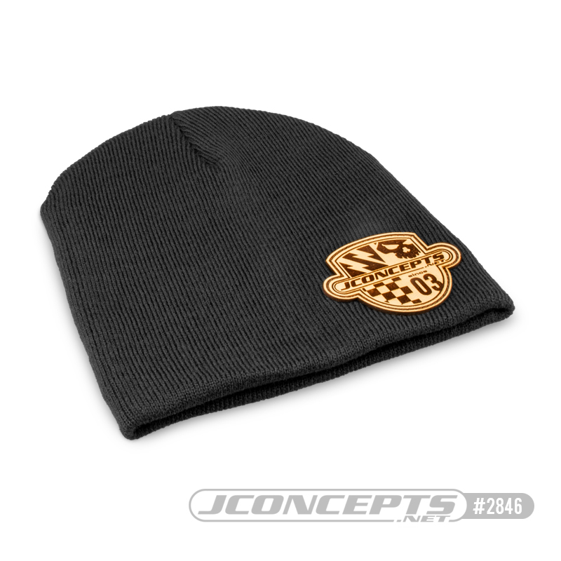 JConcepts Destination Knit Beanie Cap