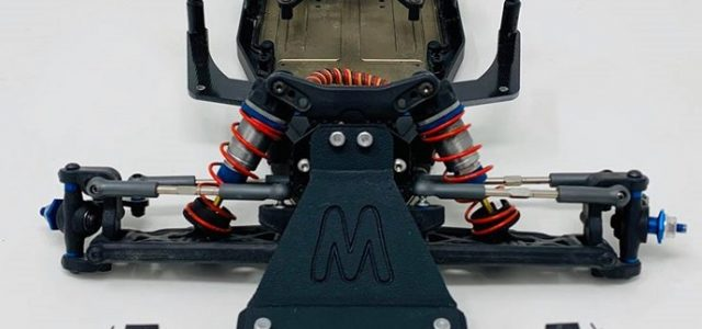 McAllister Midwest Modified Mounting Kit For The B6/B6.1/B6.2