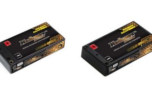 Muchmore Diablo Stock 1/12 LiPo Packs