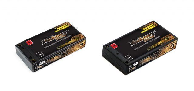 Muchmore Diablo Stock 1/12 LiPo Packs