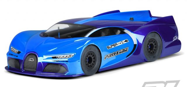 Pro-Line Supersonic Speed Run Clear Body