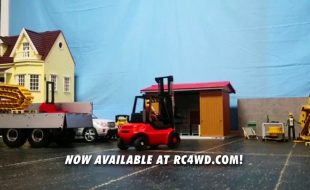 RC4WD 1/14 Norsu Hydraulic RC Forklift RTR [VIDEO]