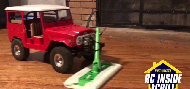 "RC4WD ""RC Inside & Chill"" [VIDEO]"