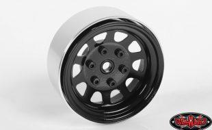 RC4WD Stamped Steel 1.7″ Beadlock Wagon Wheels (Black)