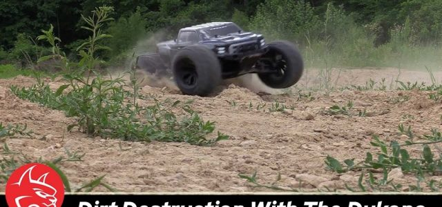 Redcat Dukono Pro 4WD Electric RC Monster Truck Off-Road Action [VIDEO]