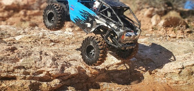Redcat Wendigo 1/10 4WD RTR Rock Racer