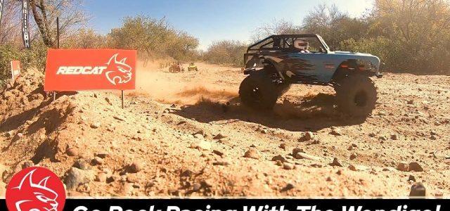Rock Racing With The Redcat Wendigo RC Off-Road Rock Racer [VIDEO]