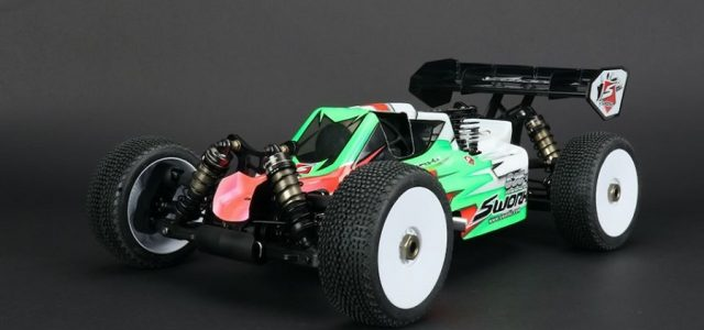 SWORKz S35-4 1/8 Nitro Buggy Kit