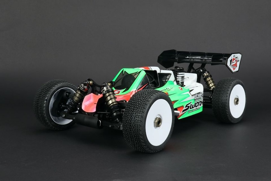 SWORKz S35-4 Nitro Buggy Kit