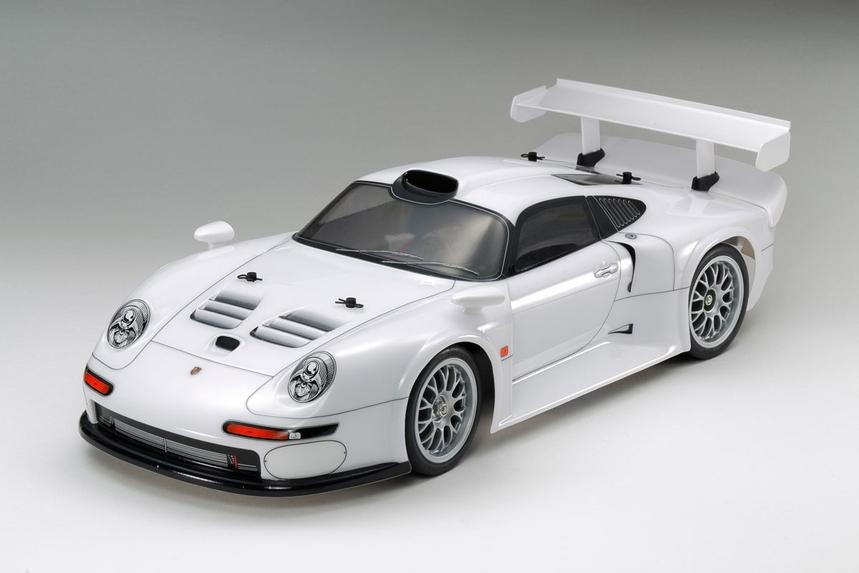 Tamiya 1997 911 GT1 Street