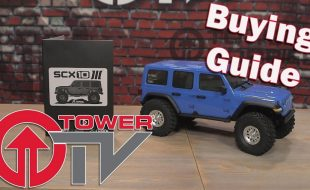 Tower TV Buying Guide: Axial SCX10 III [VIDEO]
